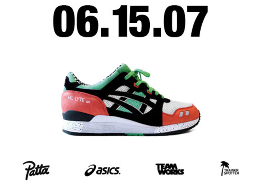 4560356a3be1 History Check – Asics GEL-Lyte from 1987 to 2017