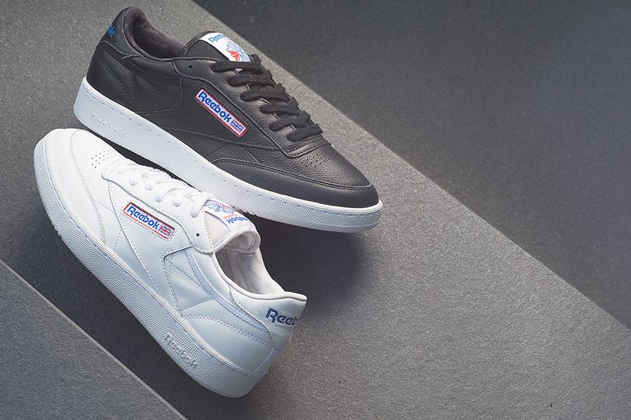 997f8b76fda0 Reebok Club C 85 Overbranded - Sneakers Magazine
