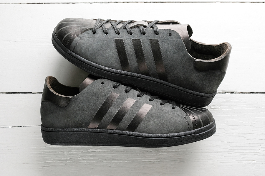 """online store abfff b4924 The """"one-piece approach""""  The Futurecraft leather Superstar, with Joachim  de Callatay"""