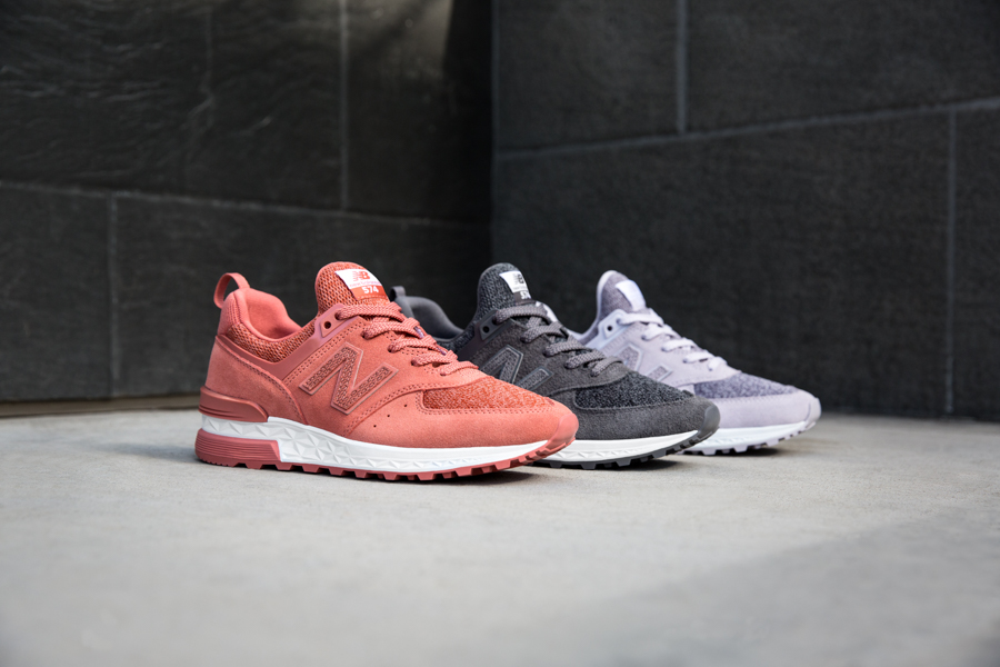 reputable site 0bf09 5378e 8 Brandnew Colorways of the New Balance 574S