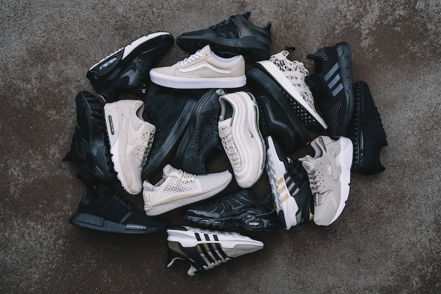 reputable site 79684 2544b Foot Locker Europe – Black & Sand Collection – Sneakers Magazine
