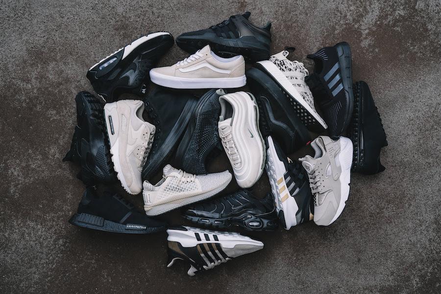 b1e0545e299bb Foot Locker Europe – Black   Sand Collection – Sneakers Magazine