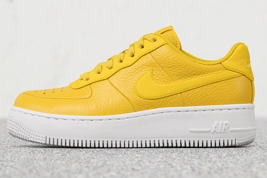 Nike Releases Air Force 1 Upstep Premium Low