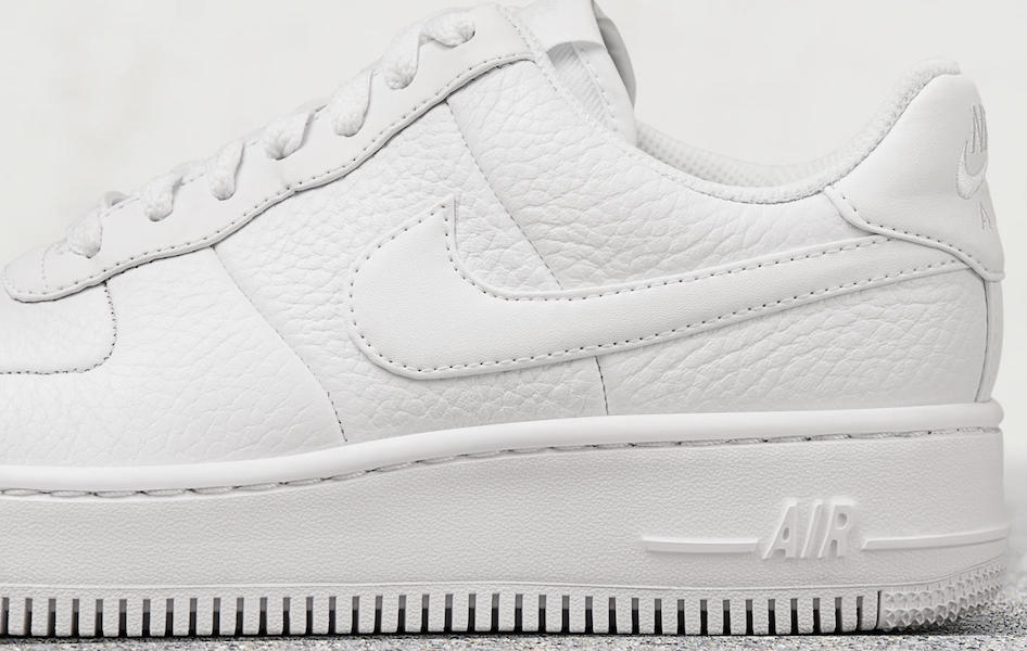 The Swoosh will release the Air Force 1 Upstep Premium Low exclusively in  women s sizing. The B B drop comes in two on-trend colorways 2a9650a59