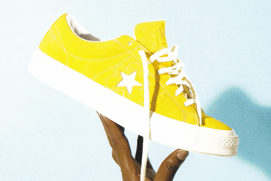b98cda2b93a1 Converse One Star x Golf le Fleur - Sneakers Magazine