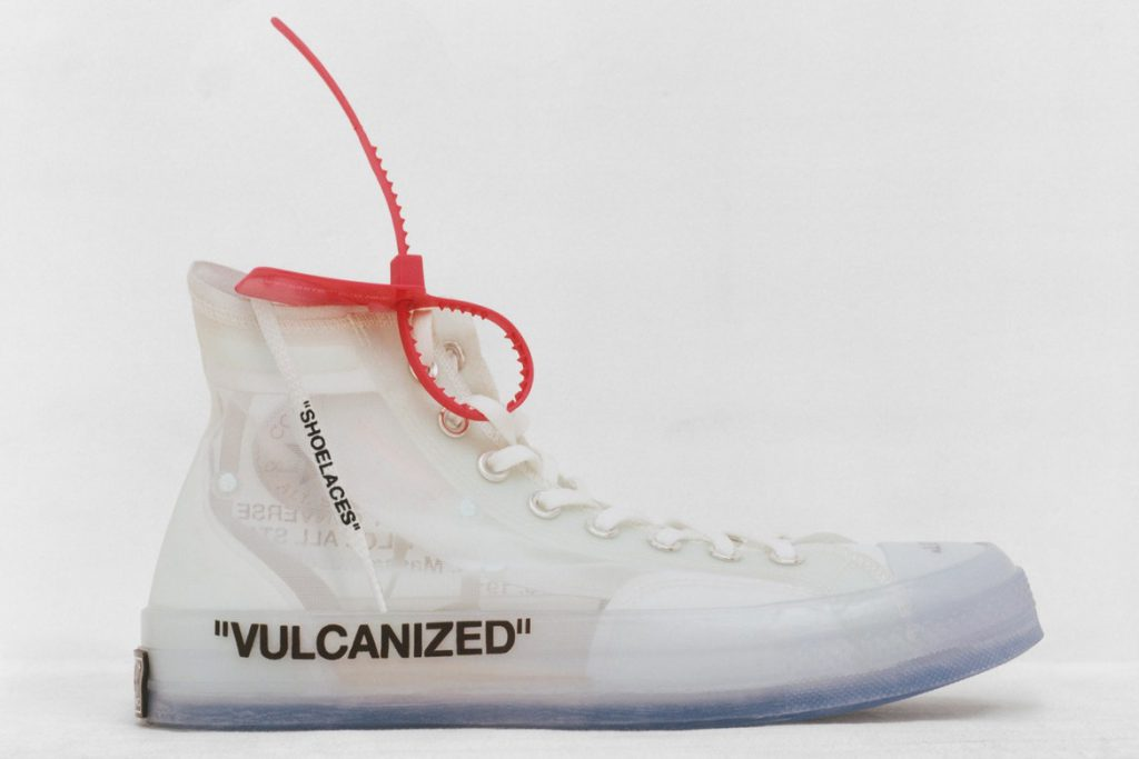 huge discount d6e0a 20b3f Off-White™ x Nike Top Ten – all sneakers – Sneakers Magazine