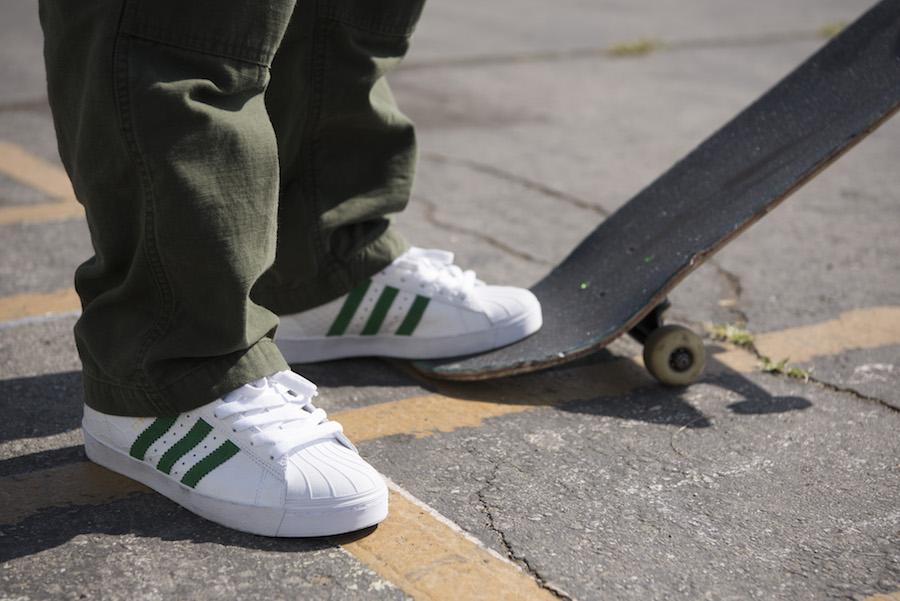 origen cisne error  adidas Skateboarding Pro Model Vulc ADV x Tyshawn Jones - Sneakers Magazine