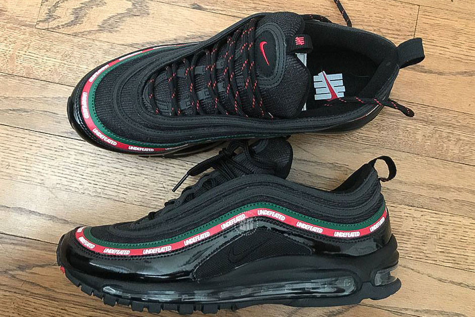 buy online e6cf5 cfddc A First Look at the UNDFT x Nike Air Max 97