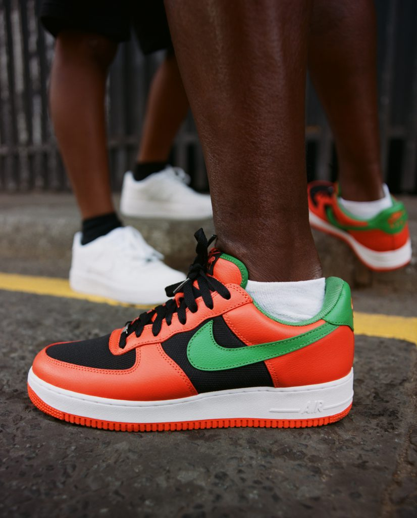 Nike Air Force 1 'Carnival' Pack
