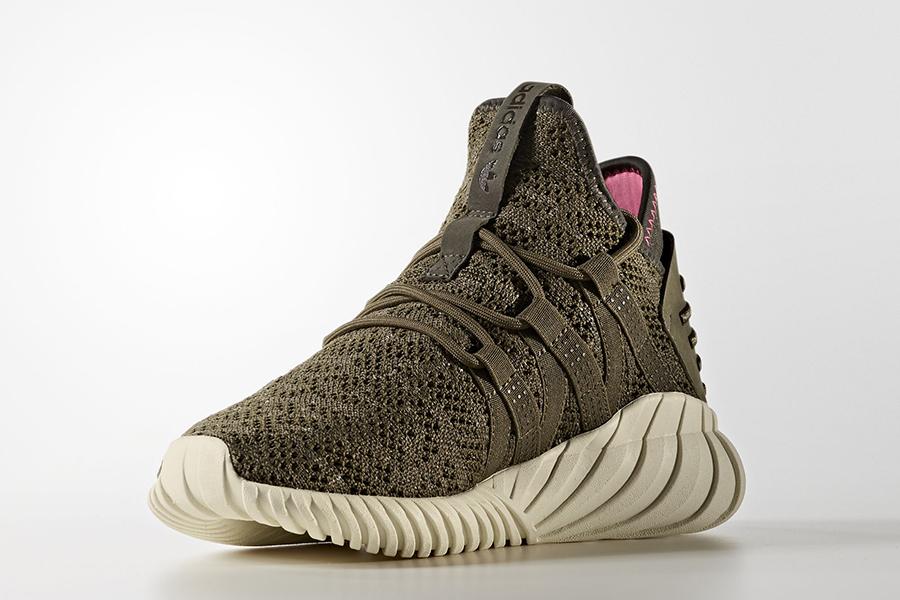 Two New adidas Originals Tubular Dawn models - Sneakers Magazine