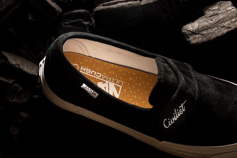 f2b1e02e467 Vans x Civilist – Coffee   Cigarettes (Release Details) - Sneakers ...
