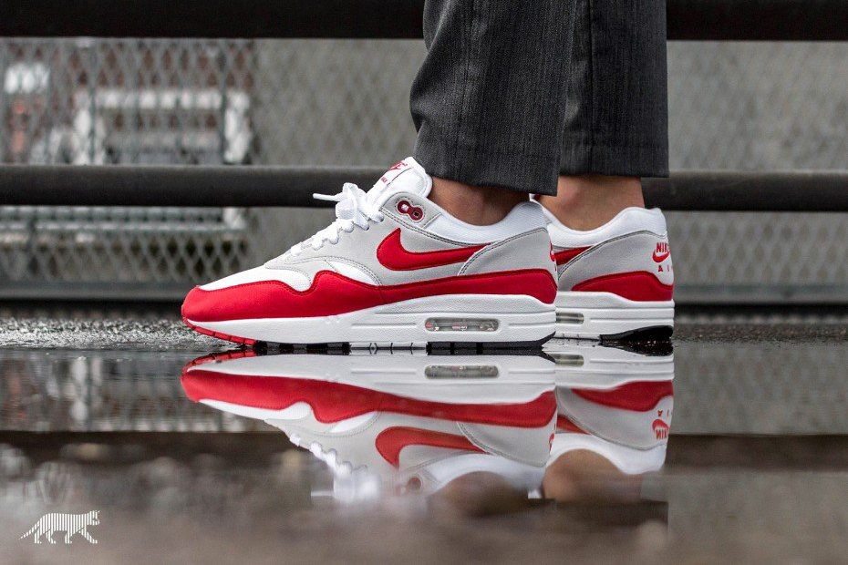 finest selection 0c6de dcdc9 Nike Air Max 1 OG Anniversary – Restock – Sneakers Magazine