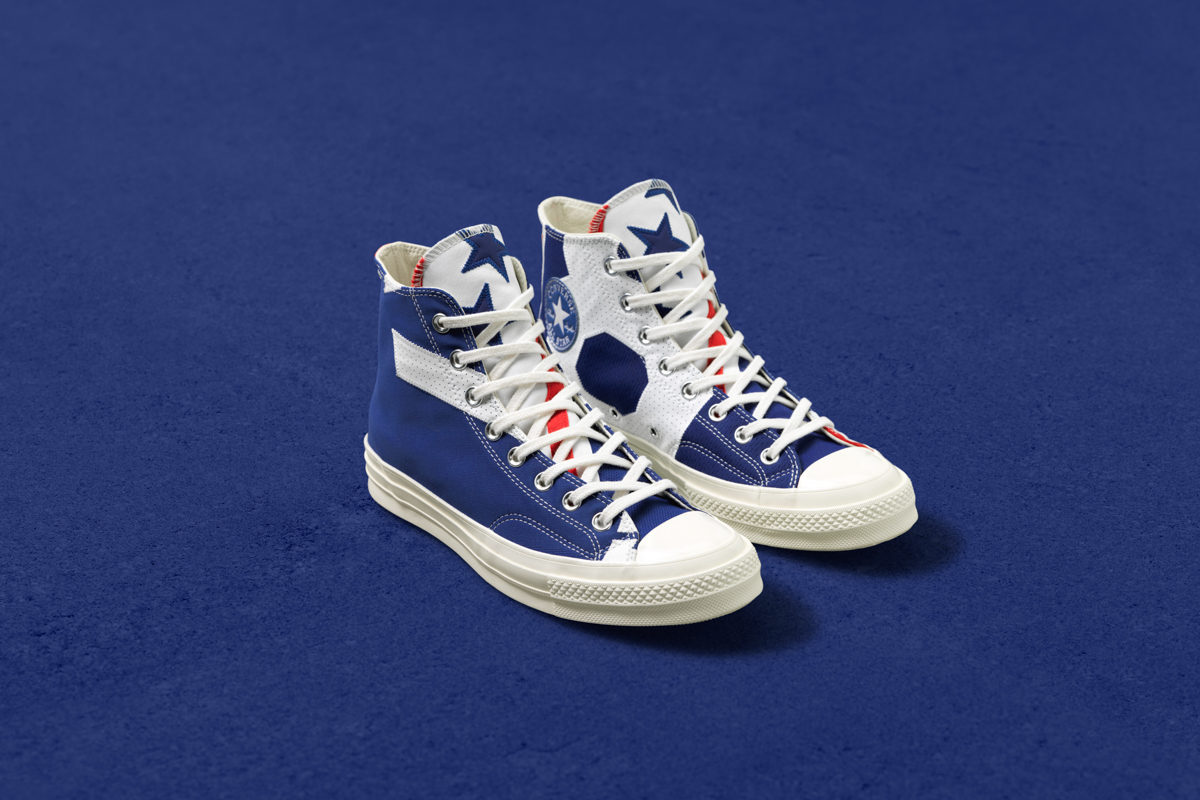 aaec1b67f0fb Converse NBA Chuck Taylor All Star Collection - Sneakers Magazine