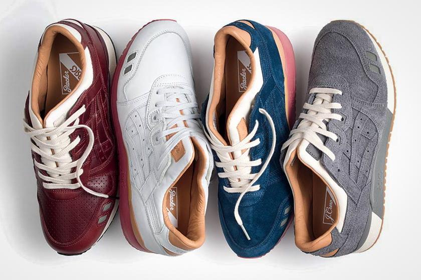 asics x packer shoes