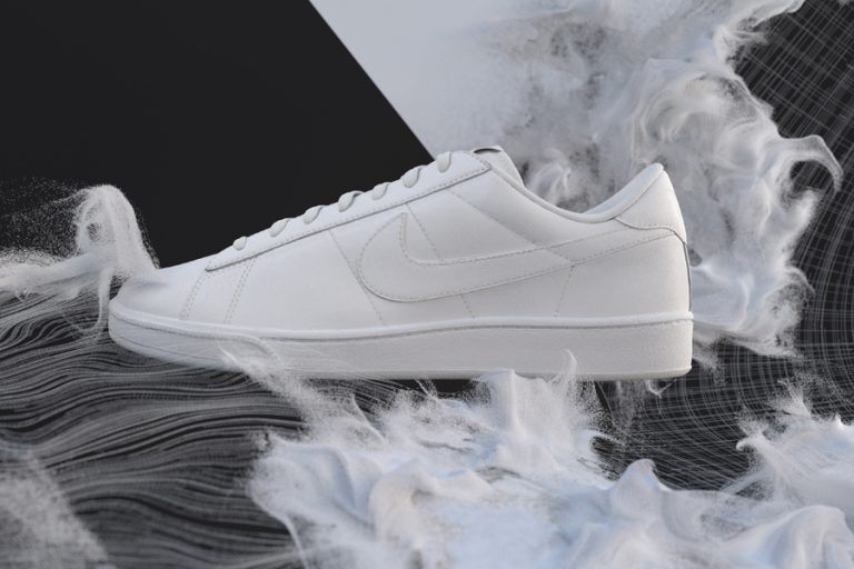 Nike Flyleather - Tennis Classic