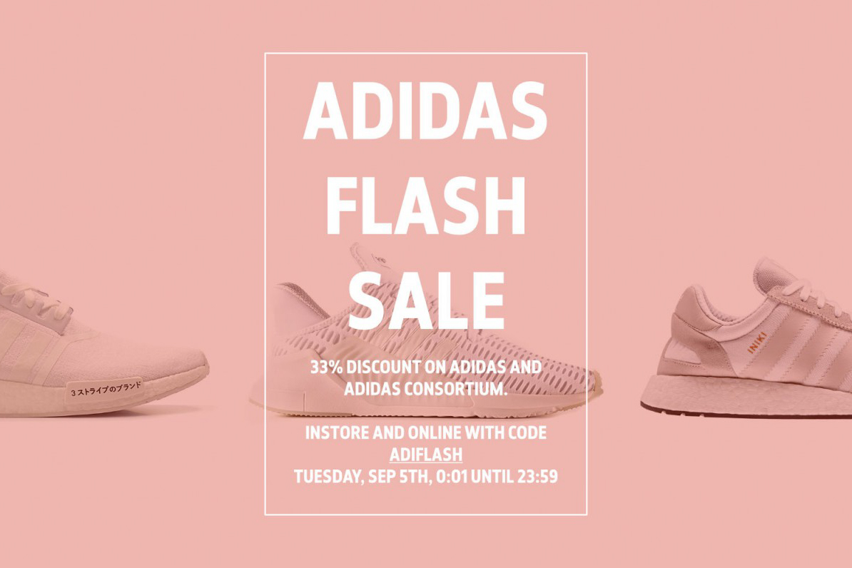 233b616fcd19 This Is Today s Best adidas and Consortium Sale - Sneakers Magazine