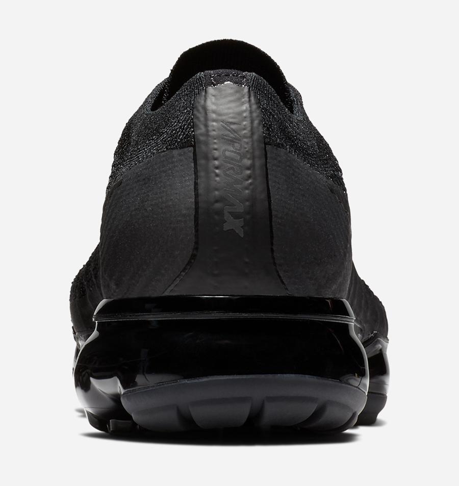 Nike Air Vapormax Triple Black (Back)