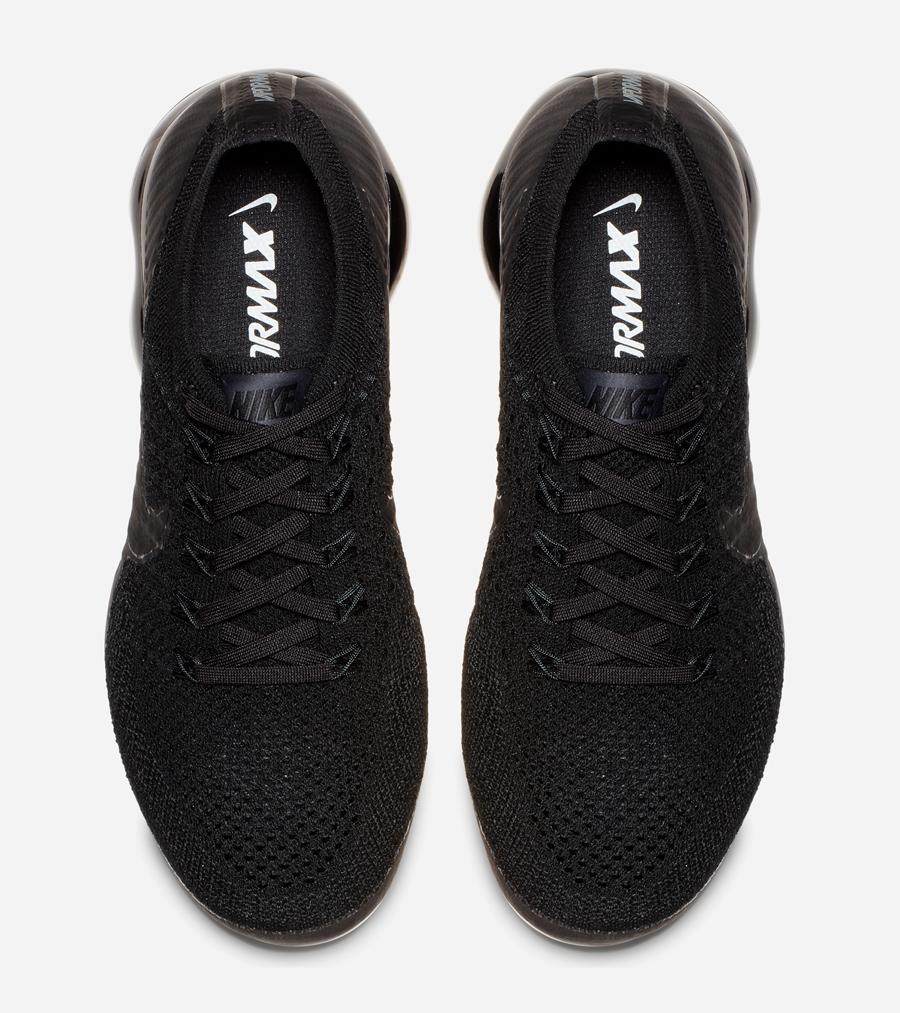 Nike Air Vapormax Triple Black (Top)