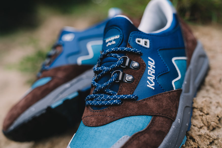 Karhu Outdoor Pack Part II - F803023 – Aria (Friar / Poseidon)