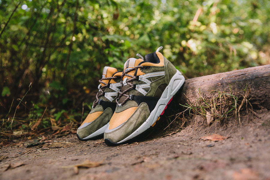 Karhu Outdoor Pack Part II - F804017 – Fusion 2.0 (Olive Night / Joia)
