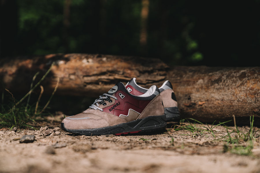 Karhu Outdoor Pack Part II - F803025 – Aria (Taupe / Syrah)