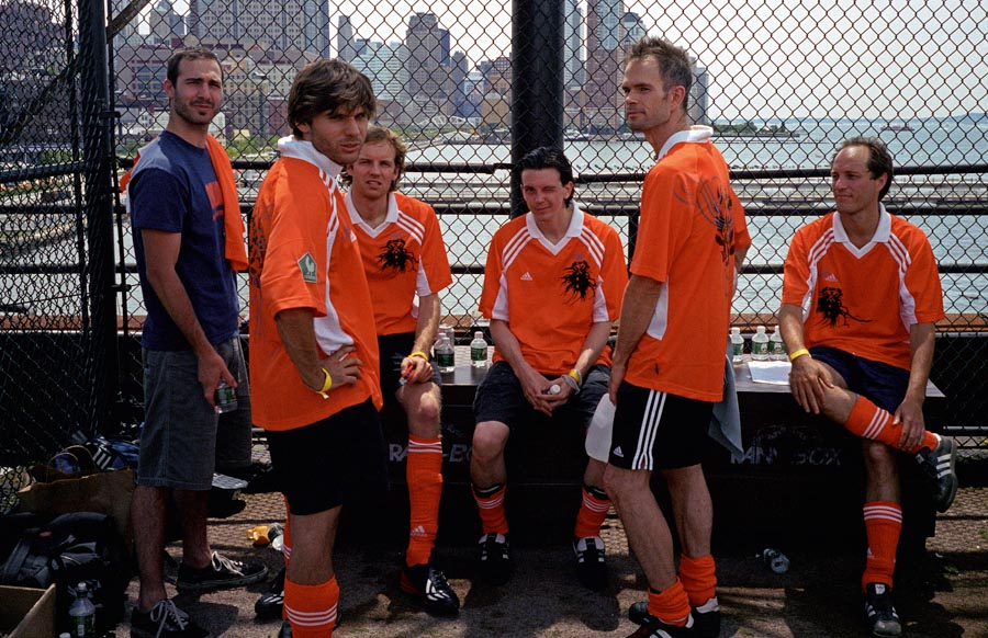 Chinatown Soccer Club - Fanatic Tournament (2003)