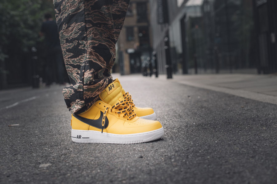 35 Years of Nike Air Force 1 - Kish Kash (On feet)