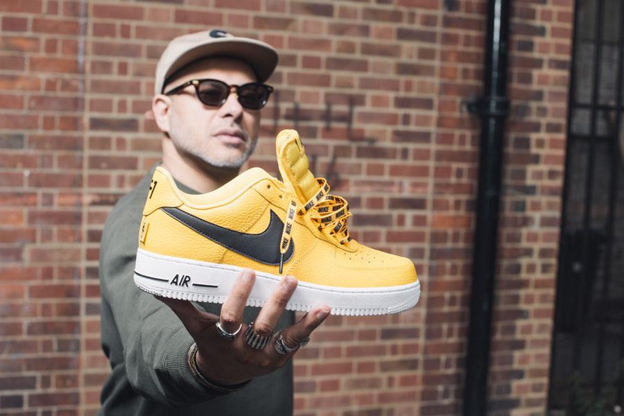 Nike Air Force 1 Violet | Sneakers fashion, Sneakers men