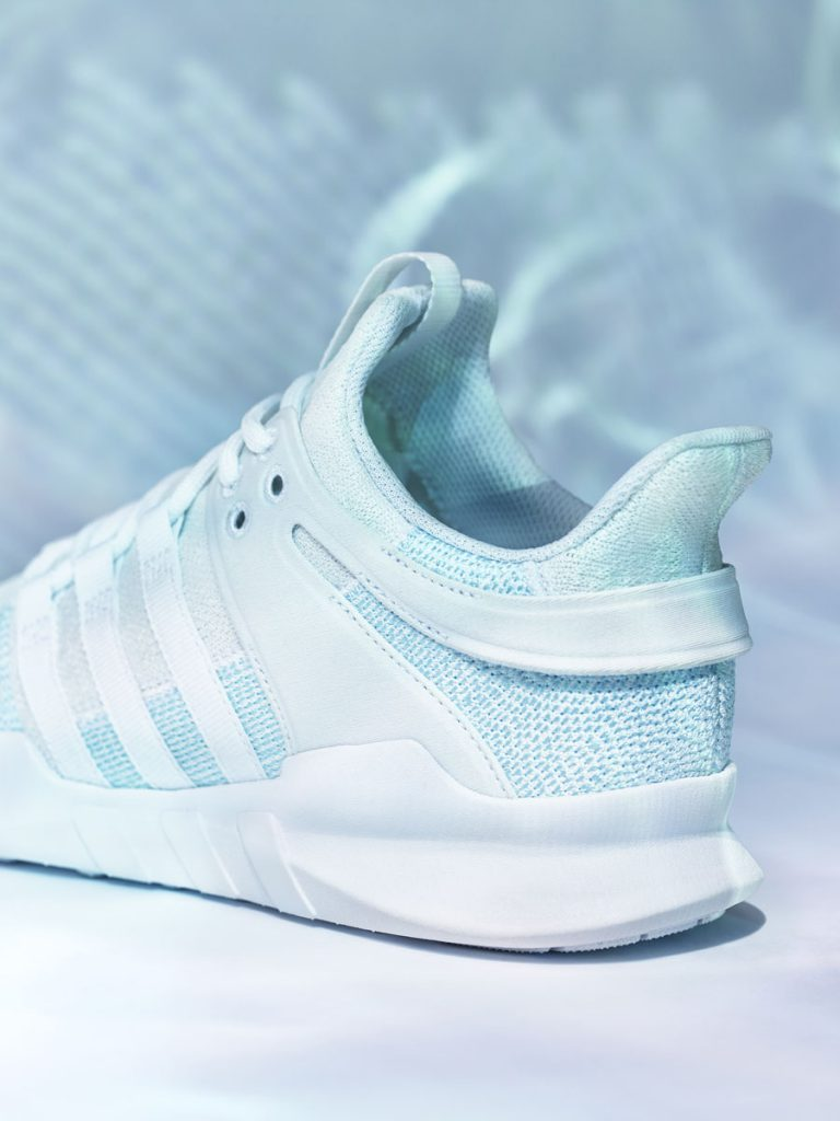 adidas Originals by Parley – EQT Support ADV CK (White - heel)