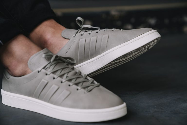 adidas Originals by wings + horns AW 2017 - Campus (On feet)