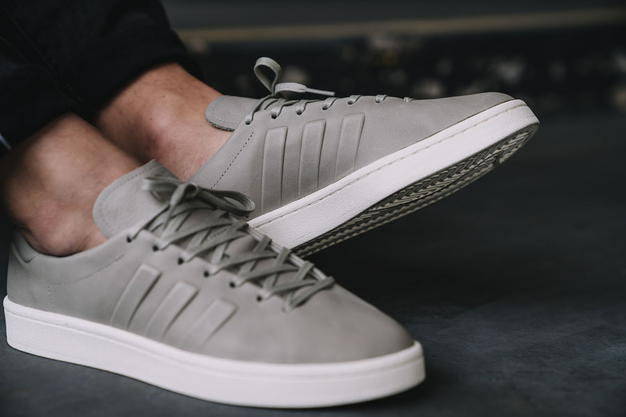 best sneakers 99e58 2e7af wings + horns Launch 4 Winterized adidas Silhouettes
