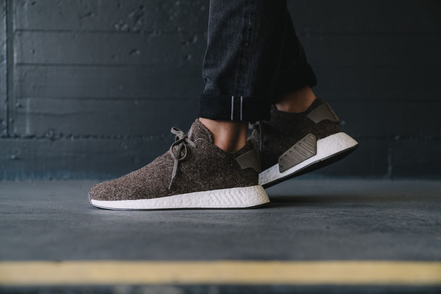 adidas Originals by wings + horns AW 2017 - NMD_C2 Chukka