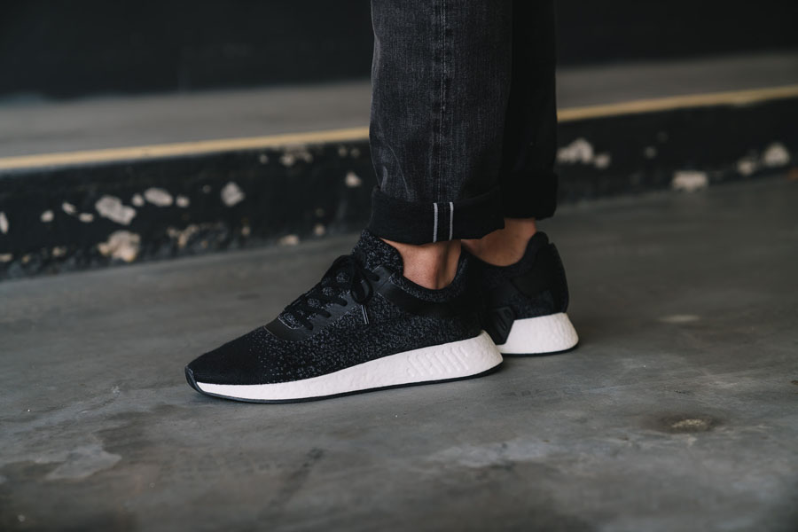 premium selection 22b38 478ba adidas Originals by wings + horns AW 2017 - NMD R2