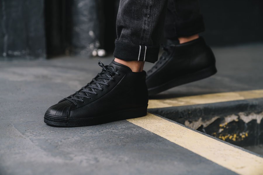 adidas Originals by wings + horns AW 2017 - Superstar Pro Model