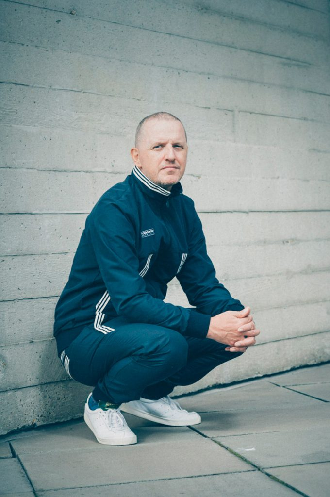 Gary Aspden talks adidas SPEZIAL Fall & Winter 2017 (Outfit)