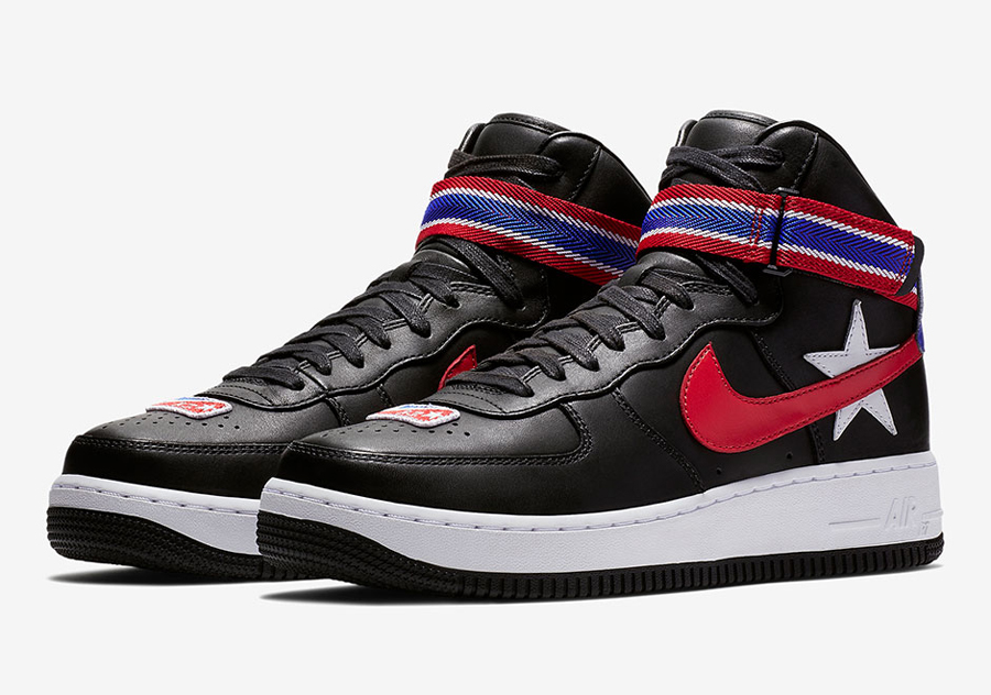 Riccardo Tisci x Nike Lab Victorious Minotaurs - Nike Air Force 1 Black