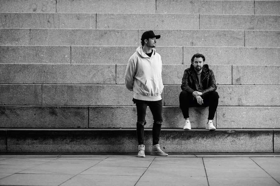 Interview ARKK Copenhagen - Kasper and Thomas (Black and white)