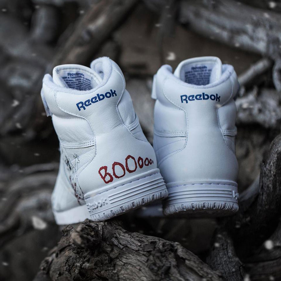 BAIT x Stranger Things x Reebok Ex-O-Fit (Back)