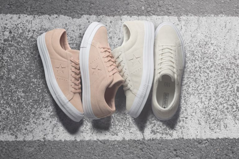 Converse One Star Suede Pack