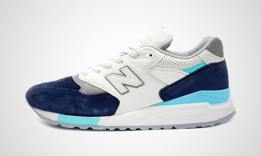 Sneaker Releases in October 2017 - New Balance M998WTP