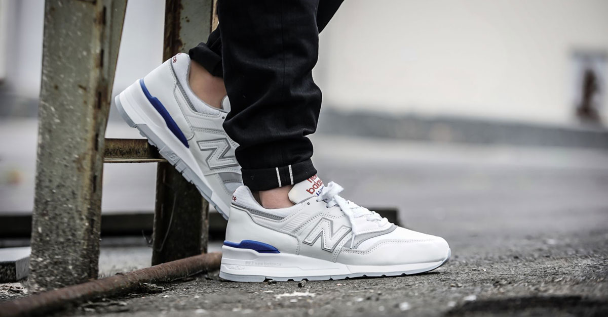 New Balance Made in USA / Made in UK