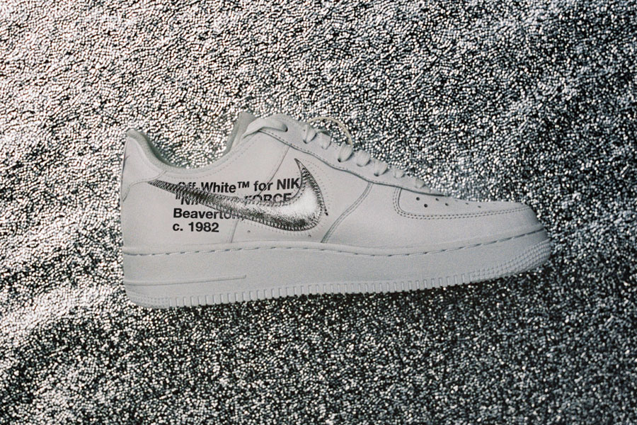 Nike AF100 Air Force 1 07 OFF-WHITE