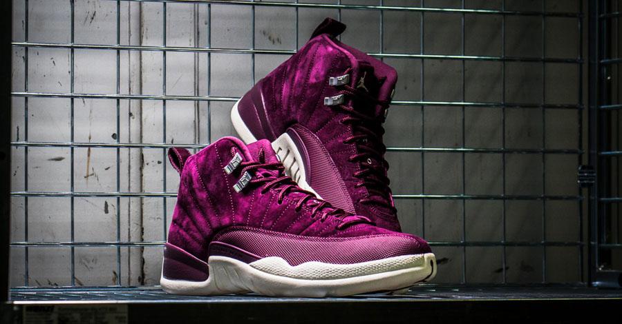 Nike Air Jordan 12 Retro Burgundy