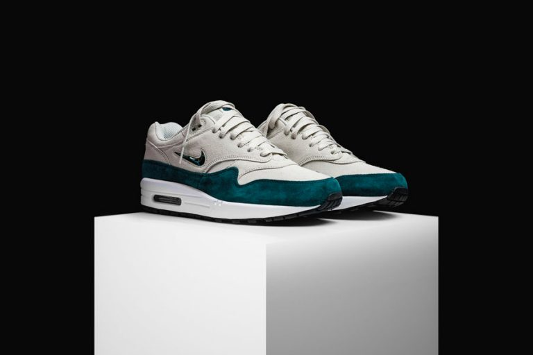Nike Air Max 1 Jewel Atomic Teal