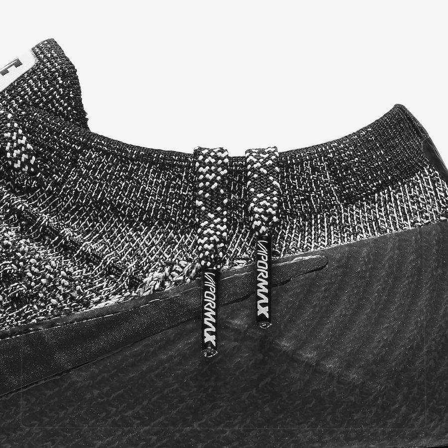 Nike Air Vapormax Oreo 2.0 Flyknit - Lace Tips