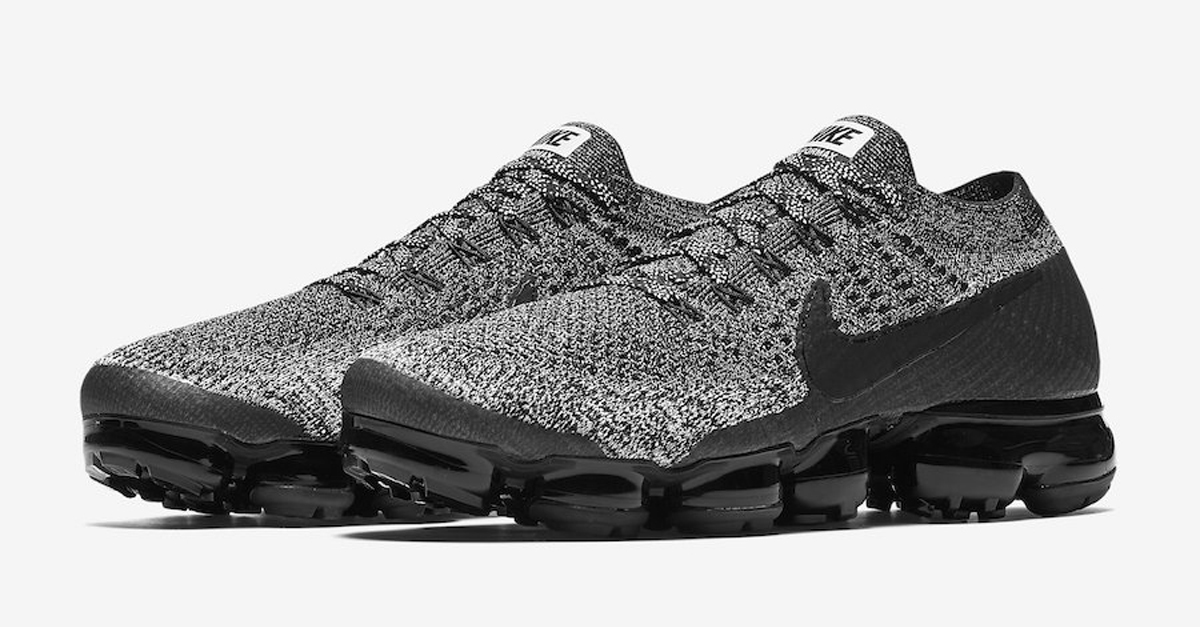 0560ad1229 Nike Air Vapormax Oreo 2.0 Flyknit (Release Details) - Sneakers Magazine