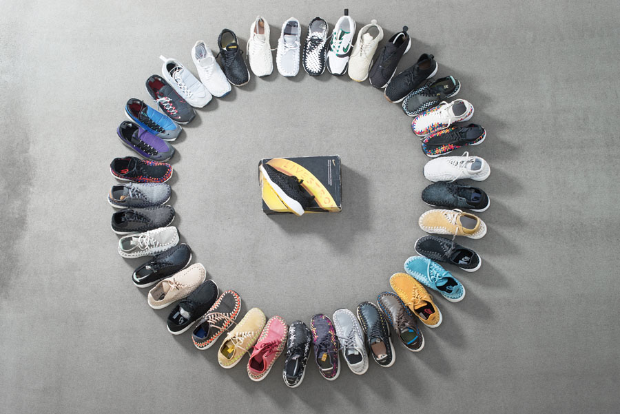 Nike Footscape collector Maik Lojewski - Collection