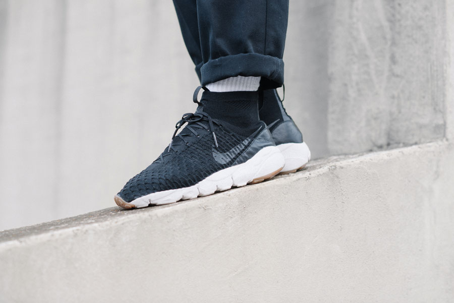 Nike Footscape collector Maik Lojewski - NikeLab Magista SP (Black White Gum)