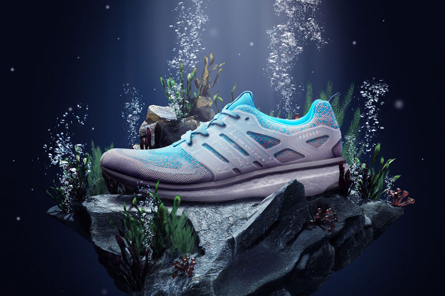 Packer x Solebox x adidas Consortium Sneaker Exchange - Energy Boost