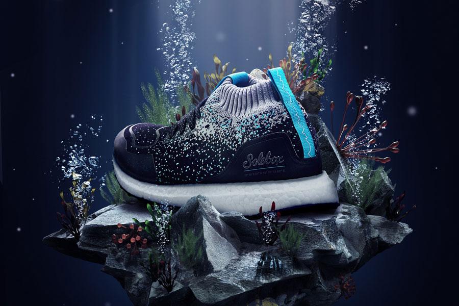 Packer x Solebox x adidas Consortium Sneaker Exchange - UltraBOOST MID (Side)